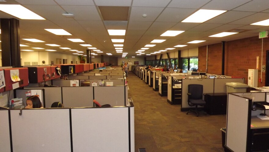 Utah Department of Workforce Services call center