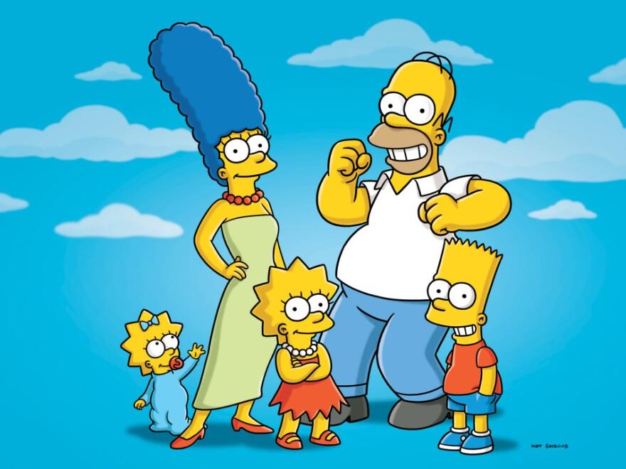 Starting Thursday, FXX will air all 552 episodes of <em>The Simpsons</em> in<em> </em>the longest single-series marathon in TV history.