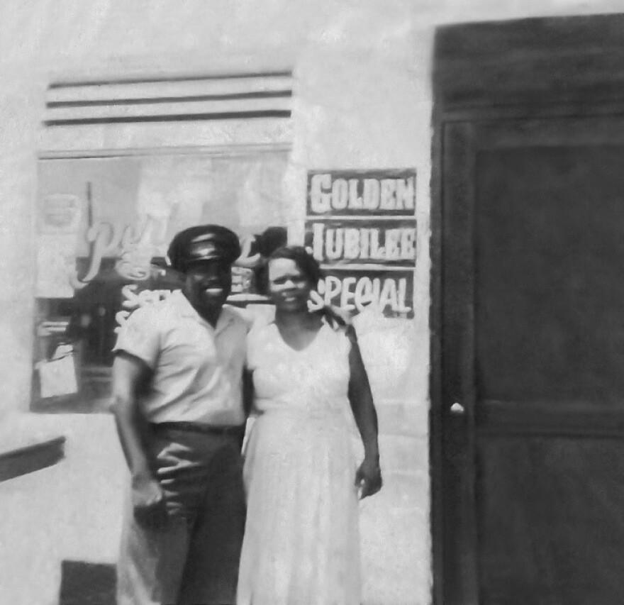 Robert and Trudie Perkins