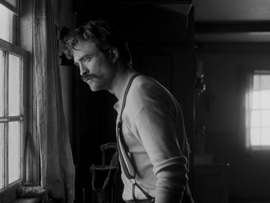 Dread, And Loving It: Robert Pattinson stars in Robert Eggers' <em>The Lighthouse</em>.