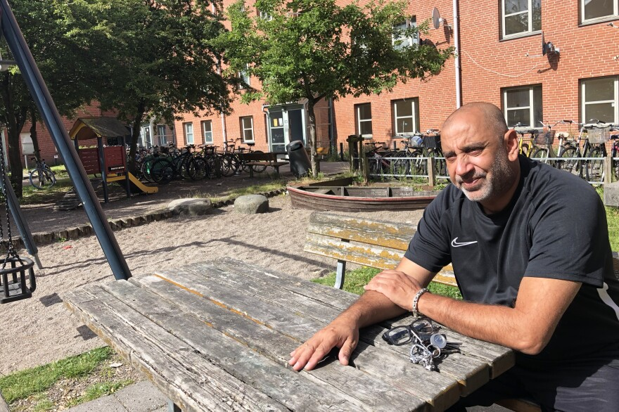 "After it became clear that his neighborhood would be targeted as part of a sweeping plan to rid the country of immigrant-heavy areas officially designated as ""ghettos,"" Asif Mehmood and 11 of his neighbors filed a lawsuit against the Danish government."