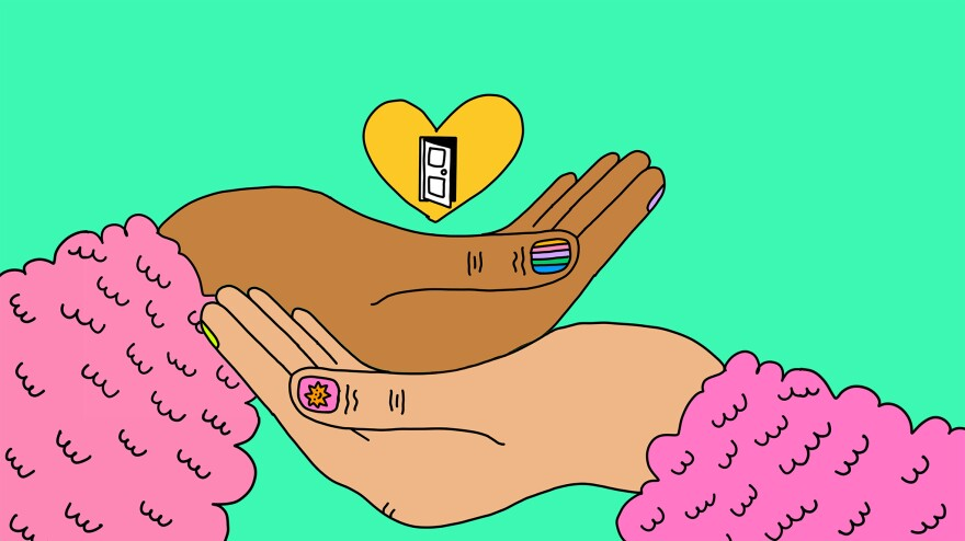Advice for how to navigate conversations around coming out, with tips from NPR's Life Kit.