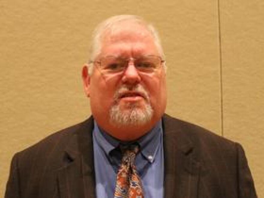 Tony Marshall of the Florida Health Care Association