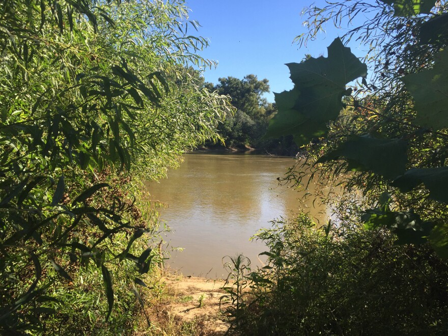 Farmer Walker Sturdivant owns the land where Till's body was removed from the river. He plans to donate a long-term lease to better protect the site.