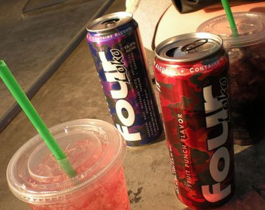 Four Loko Has Come Under Scrutiny after Sending Students to The Hospital