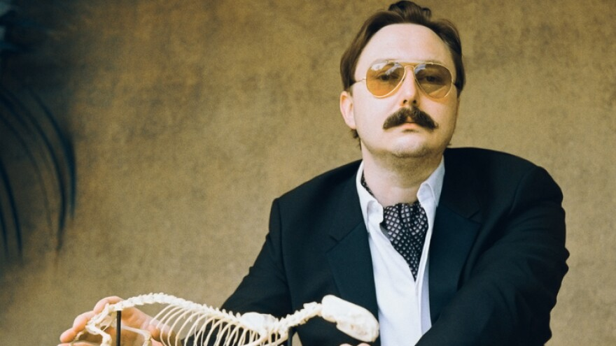 """<p><strong>""""I could be wrong, you know</strong><strong>:""""</strong> John Hodgman notes that while his book <em>That Is All</em> is intensely concerned with """"the coming global superpocalypse,"""" it also contains much information about travel and sports and wine, and is """"not depressing."""" </p>"""