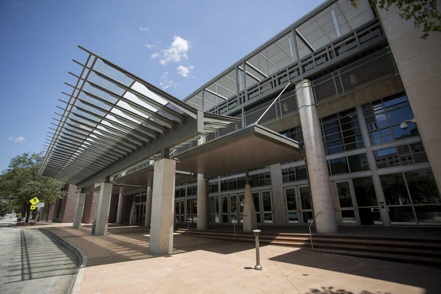 The Austin Convention Center