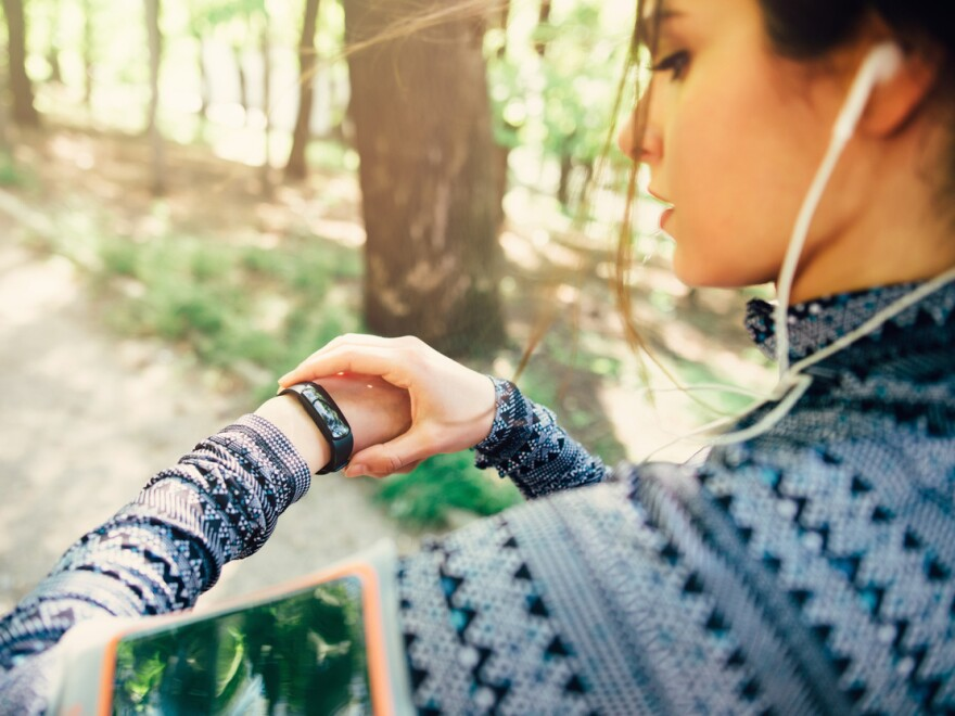 Blogger Alva Noe asks: Is putting an information chip under your skin really different from wearing one on your arm?