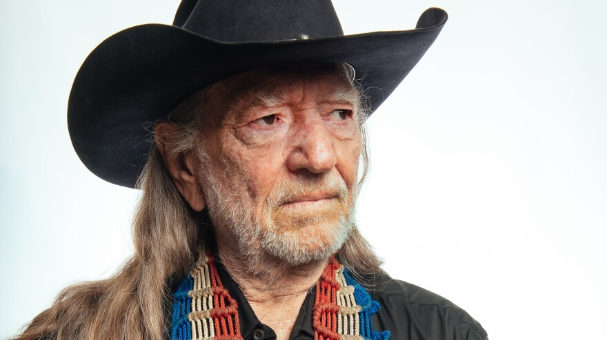 Willie Nelson's new album, <em>Band of Brothers</em>, comes out June 17.