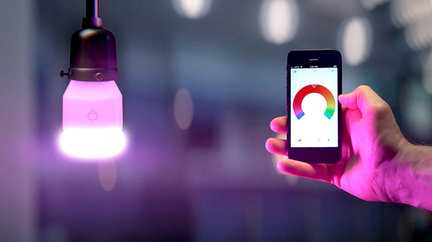 LIFX smart bulbs raised over $1 million on Kickstarter and a few million more from professional investors.