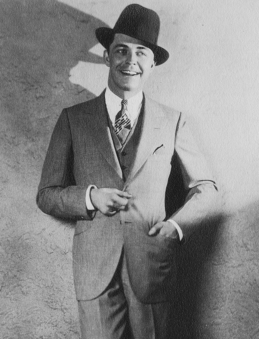 Lyle Talbot began his career as an itinerant carnival and vaudeville performer before eventually making his way to Hollywood.