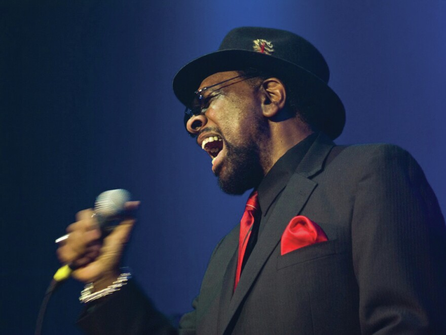 Soul singer and songwriter William Bell — one of Stax Records' earliest stars — is one of this year's recipients of an NEA National Heritage Fellowship.