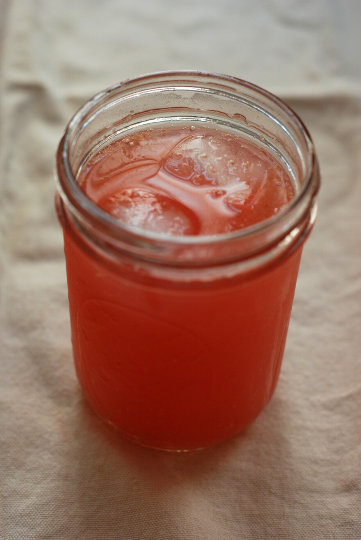 Cherry Basil Soda