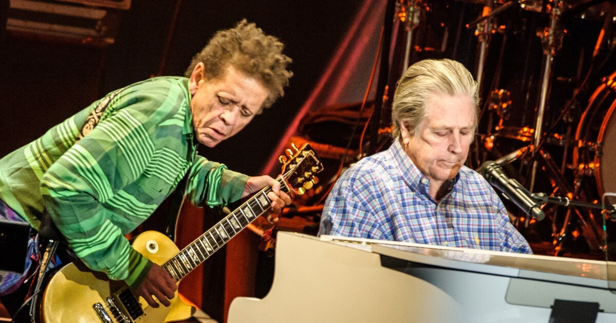 Blondie Chaplin on returning to the stage, his roots in South Africa, Charlie Watts, and reconnecting with Brian Wilson
