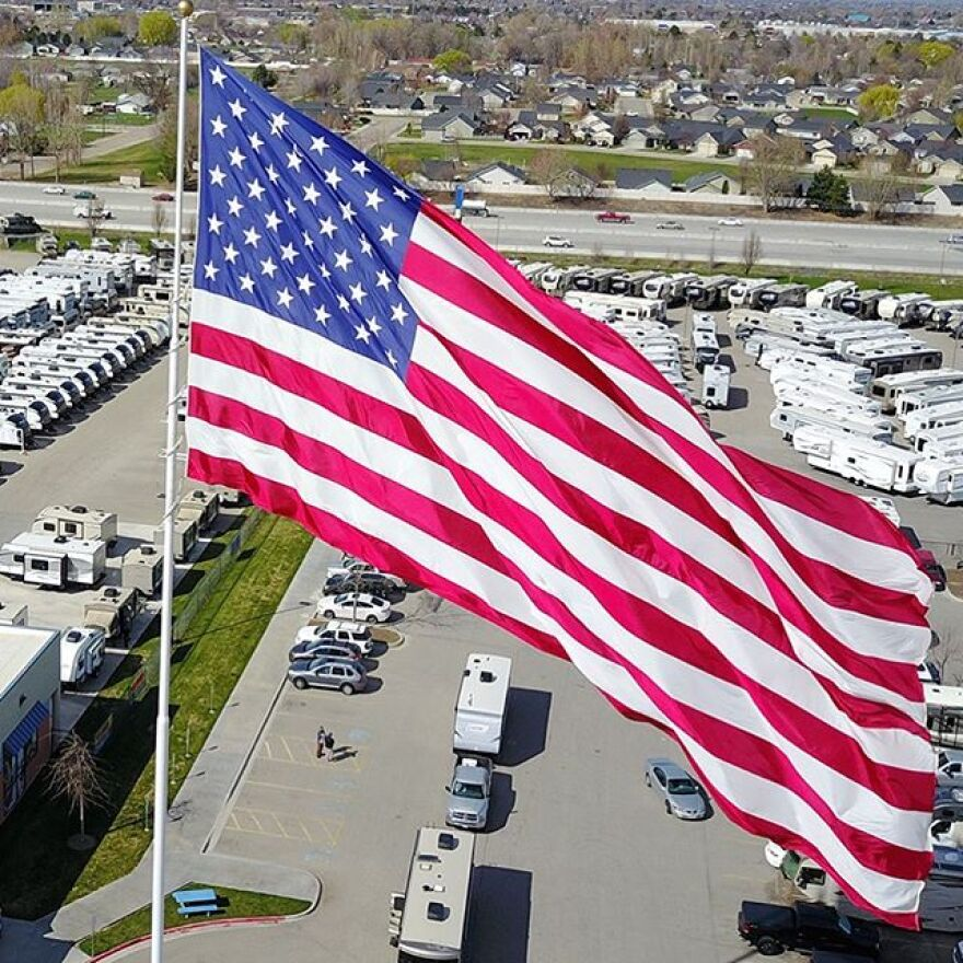 Camping World, Flag
