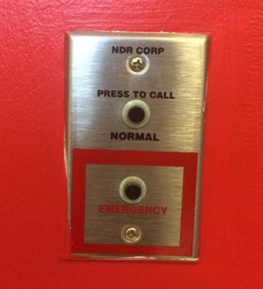 Many classrooms in Miami-Dade are equipped with call buttons that allow teachers to request support if a student is being so disruptive he or she needs to be removed from class.