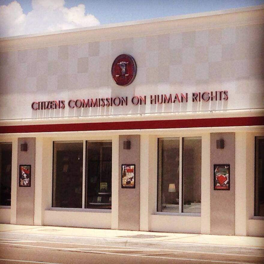 Museum is inside new CCHR headquarters, 109 N. Fort Harrison, Clearwater