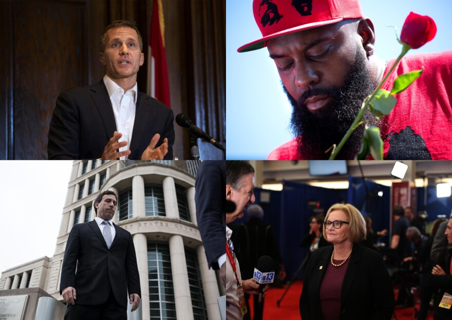 The latest episode of Politically Speaking features St. Louis Public Radio's political team counting down the top stories of the decade.