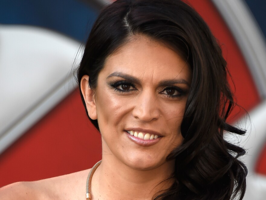 Cecily Strong arrives at the premiere of Ghostbusters on July 9, 2016, in Hollywood, Calif.