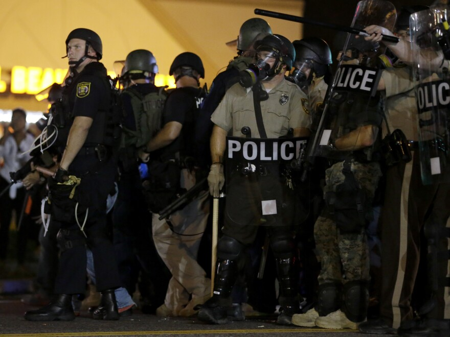 Since the unrest in Ferguson this summer, there have been calls to diversify police forces. But the results of studies on whether police forces that are more diverse can reduce tensions are decidedly mixed.