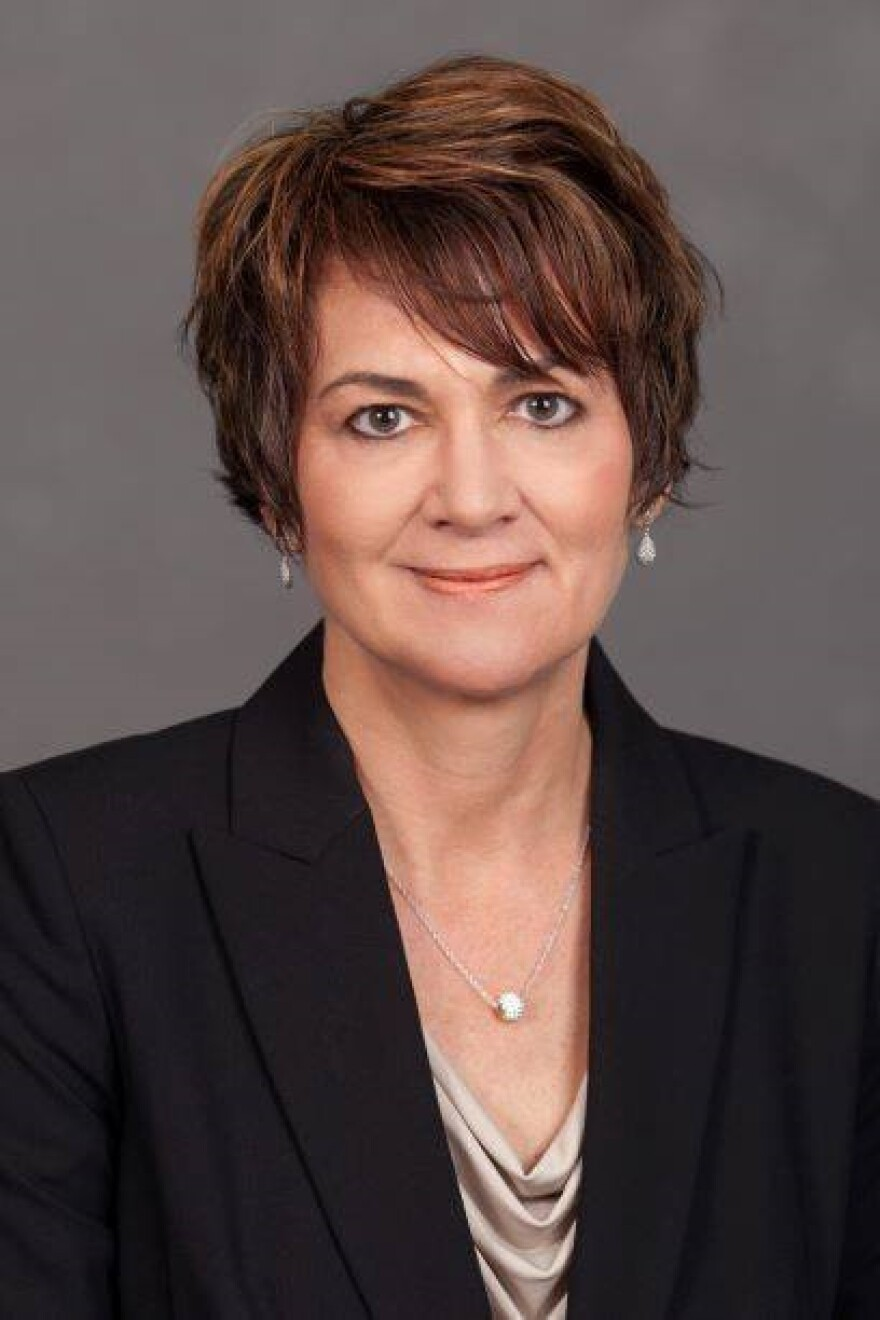 A photo of Claudia Amrhein