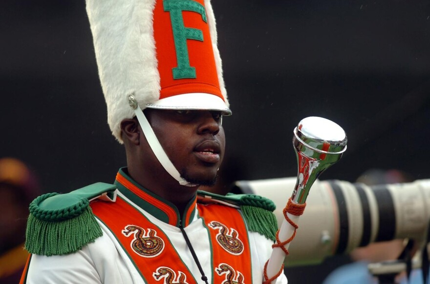 Robert Champion died in Nov. 2011 after he was beaten in a hazing ritual aboard a bus parked outside an Orlando hotel.
