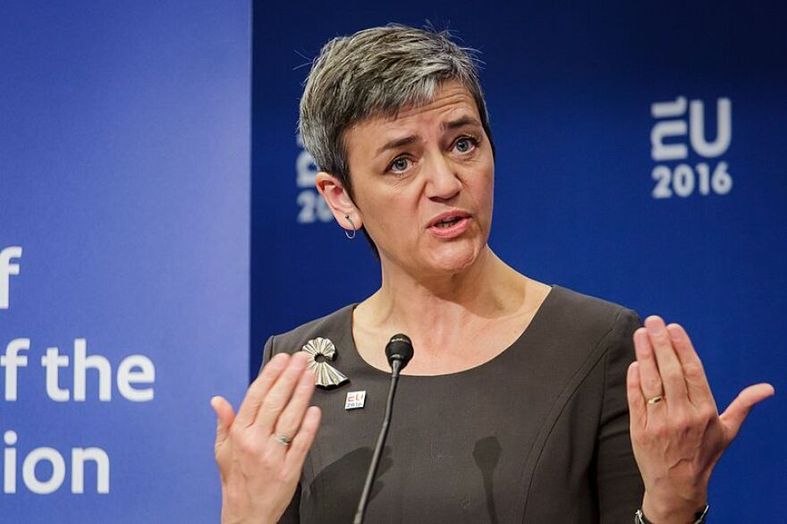 (c) Paul Voorham. Speech by Margerethe Vestager, Commissioner for Competition, at the European Consumer and competition day April 18, Amsterdam Netherlands
