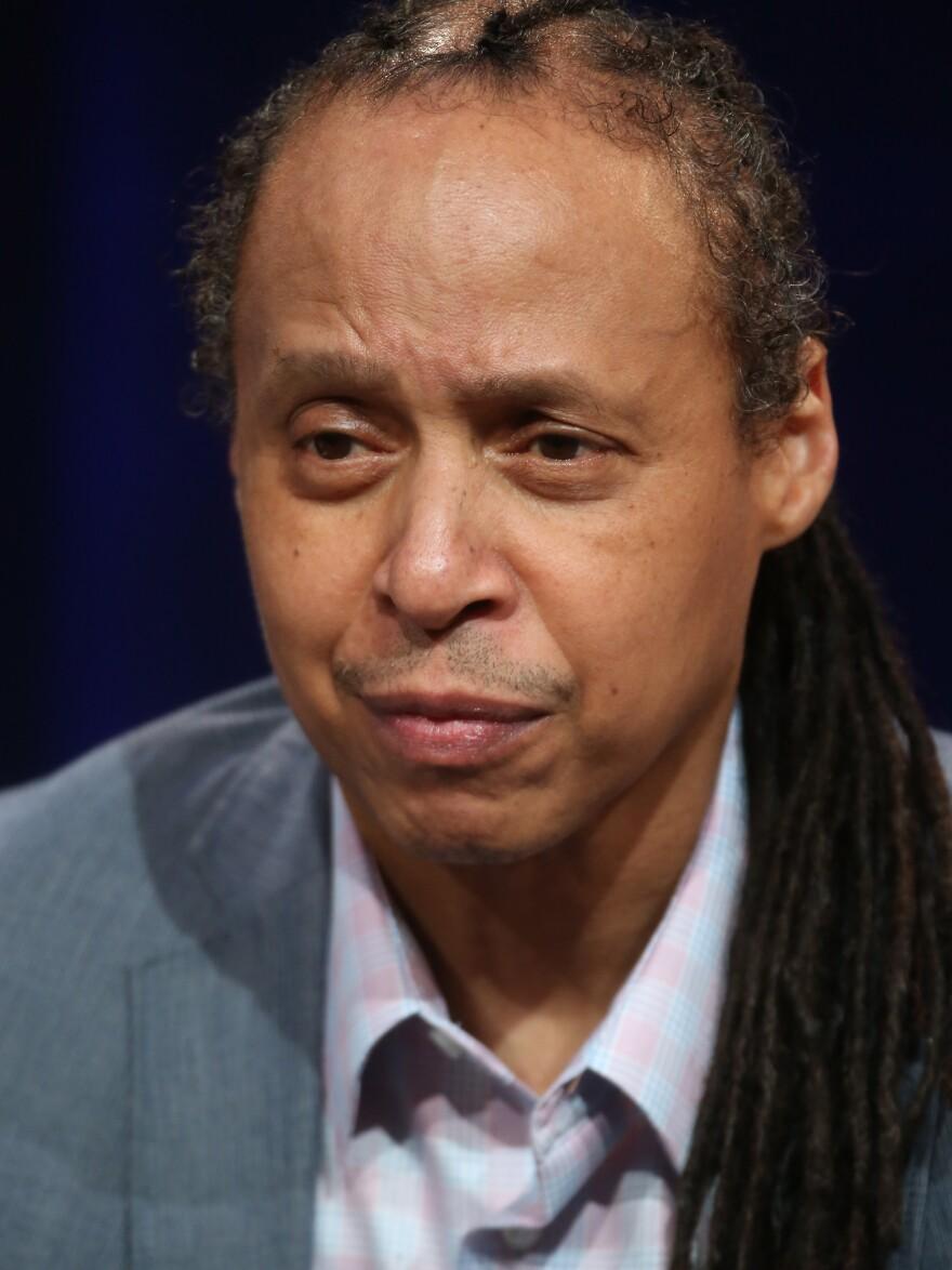 Jamal Joseph, 64, teaches filmmaking at Columbia University.