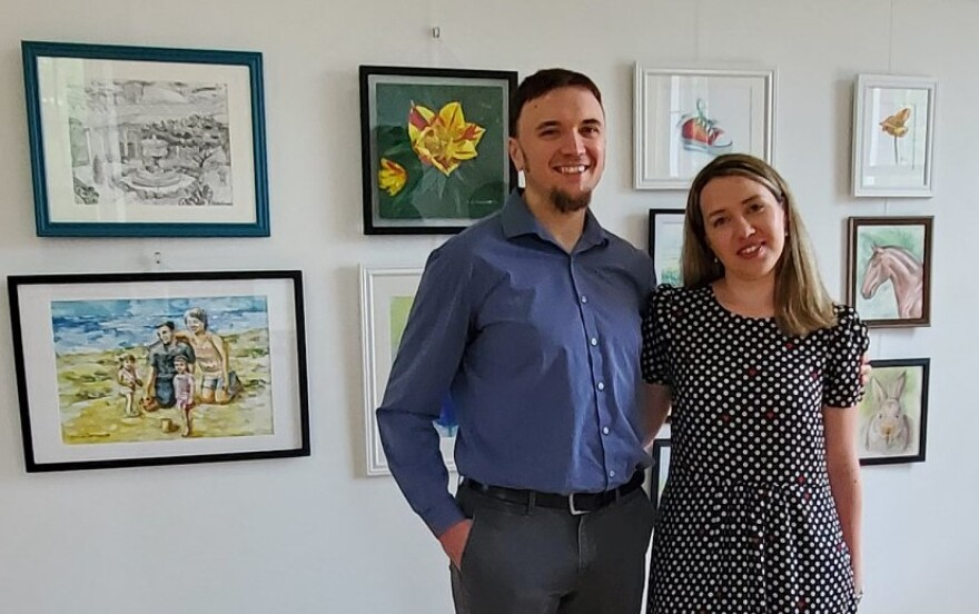 Lana and Denis Artsy Mind School Opening - Centerville, OH 2019.jpg