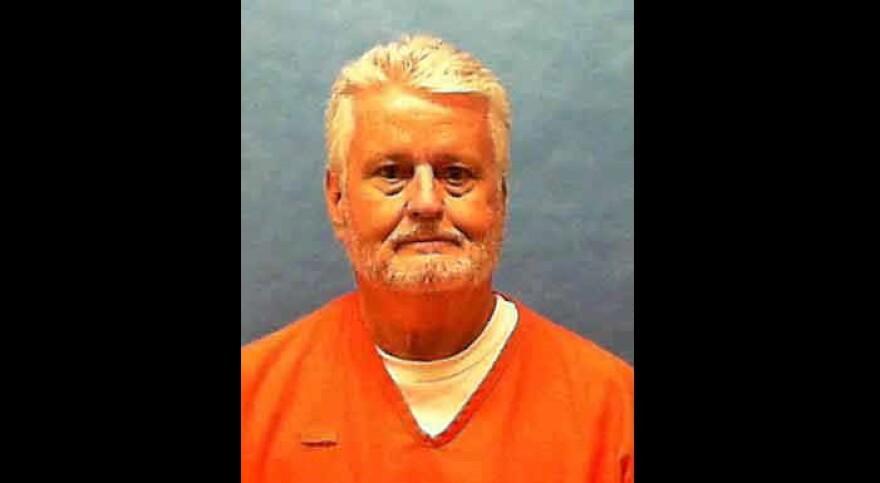 Mug shot of convicted serial killer Bobby Joe Long