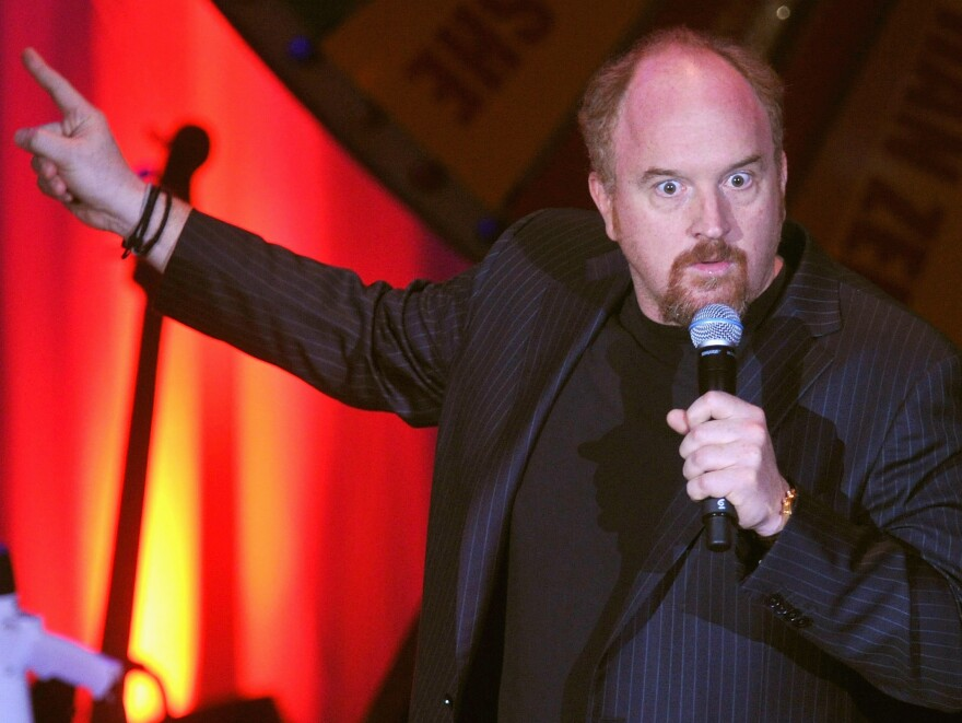Comic Louis C.K. is one of many celebrities to come down hard on the Common Core academic standards.