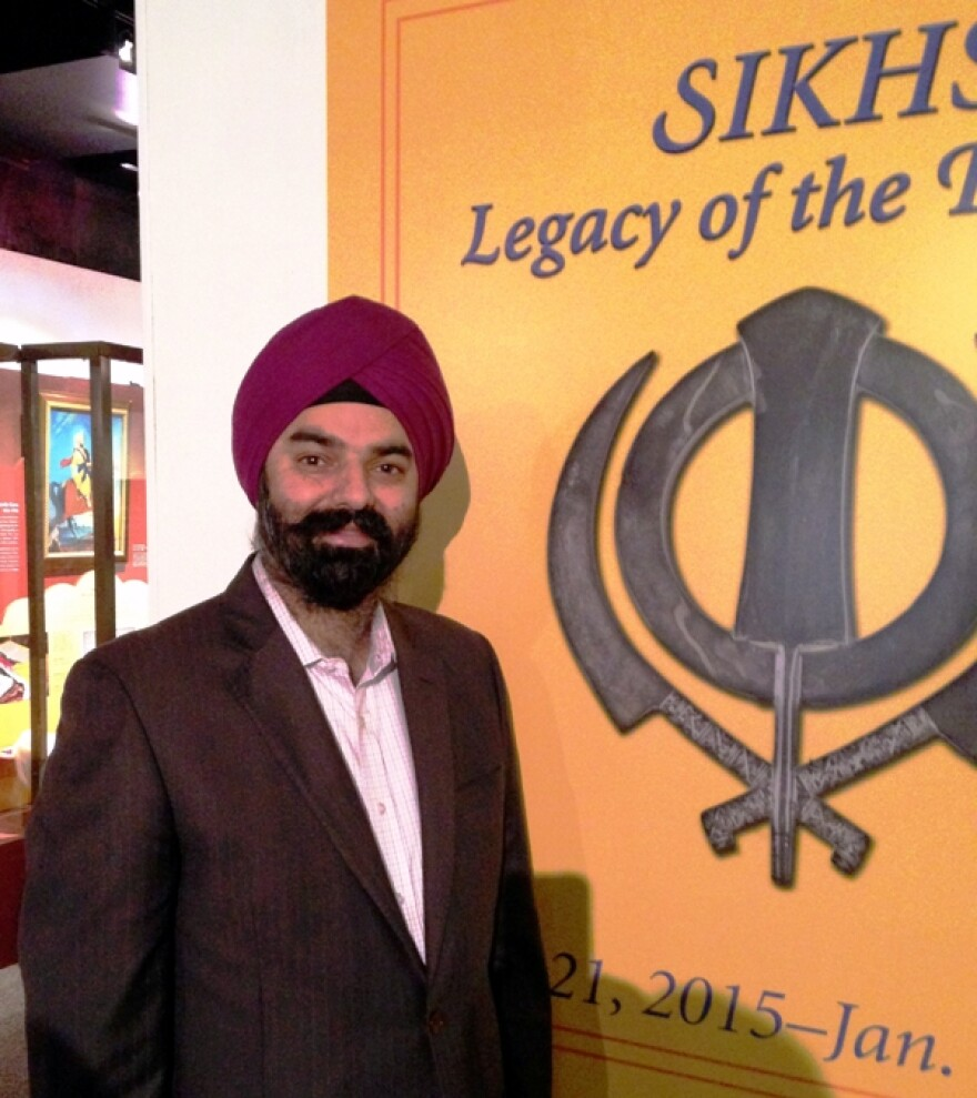 Gurpaul Singh is the Director of Community Outreach for Sikh Dharamsal.