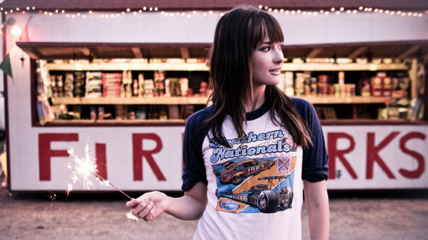 """Kacey Musgraves' """"Merry Go 'Round"""" was one of NPR Music's <a href=""""http://www.npr.org/blogs/bestmusic2012/2012/11/30/166230944/npr-musics-100-favorite-songs-of-2012"""">favorite songs</a> of 2012."""