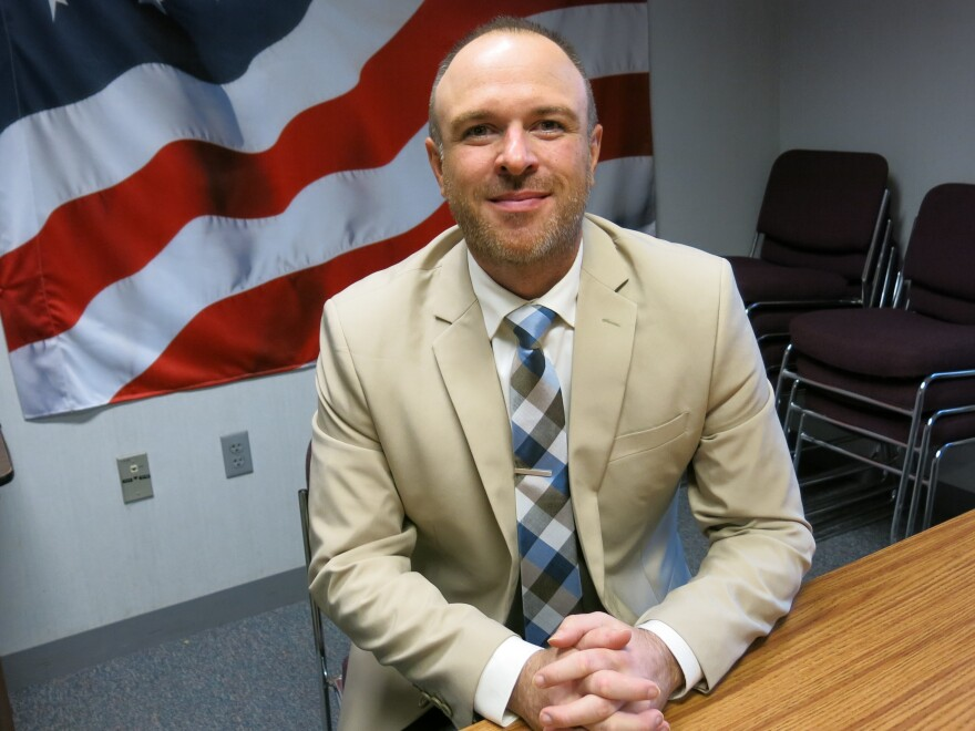 Morton County Commissioner Cody Schulz says the Dakota Access Pipeline protests cost his county nearly $40 million. The state paid much of that cost.