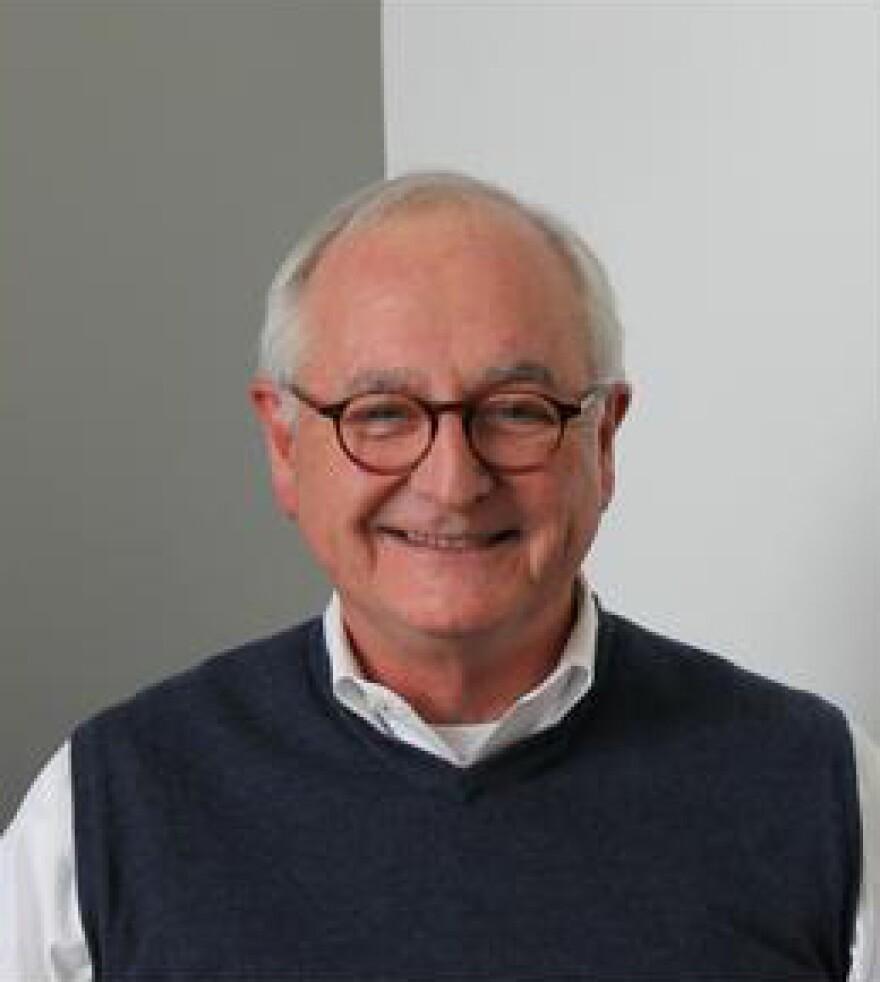 David Bennett, senior pastor at Kirkwood United Methodist Church