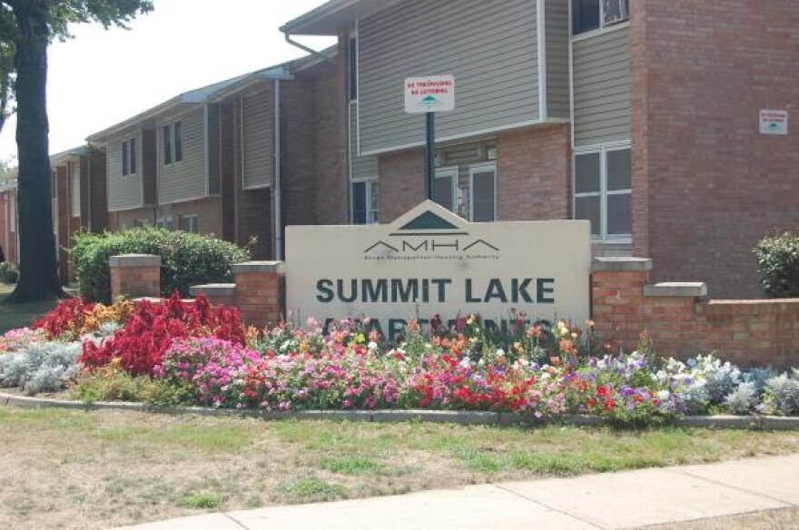 A photo of Summit Lake Apartments