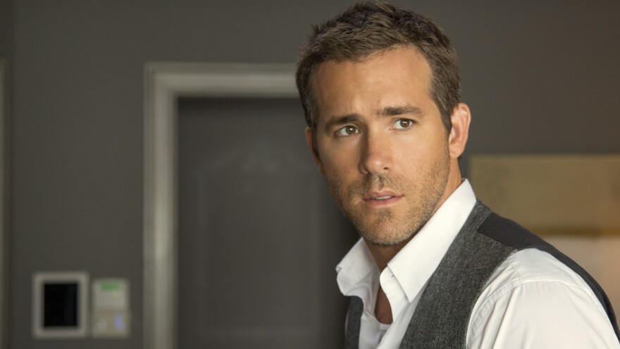 Ryan Reynolds in <em>Self/less</em>.