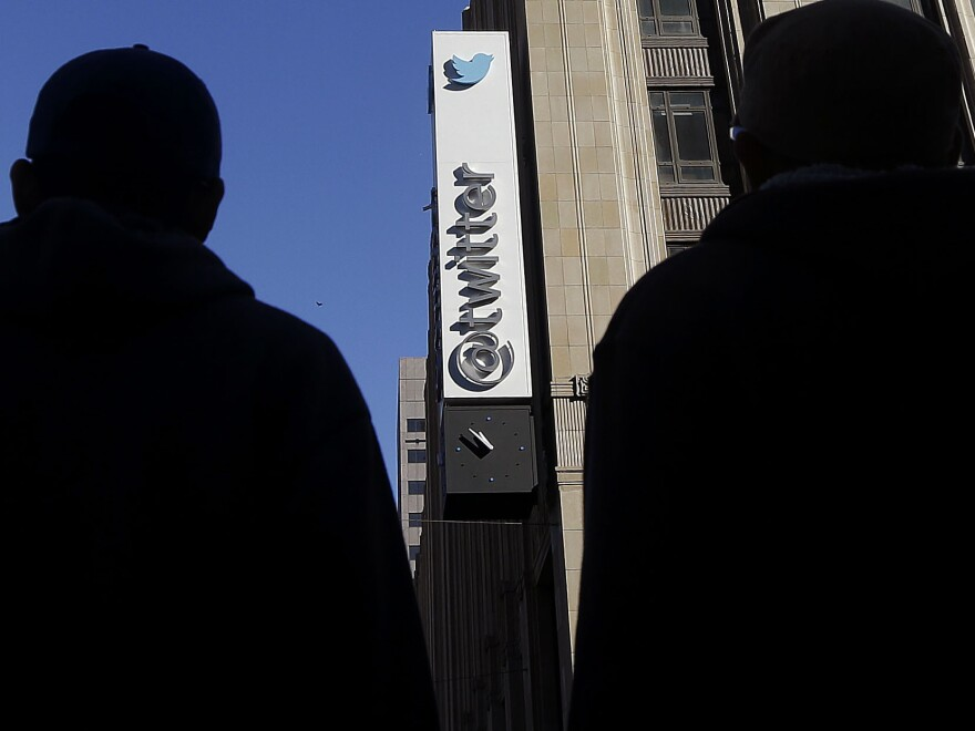 Twitter released a scorecard showing its workforce — like other major tech firms — is largely male and white.