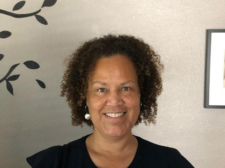 "Pirette McKamey has spent more than three decades as an educator. Currently the principal at Mission High School in San Francisco, McKamey says being an anti-racist educator means committing to ""all of the students sitting in front of me, including Black and Latinx students."""