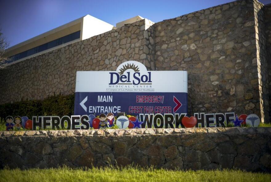 Del Sol Medical Center in El Paso. 