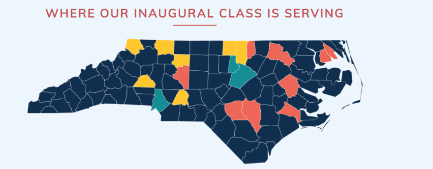 NC Ed Corps map.png