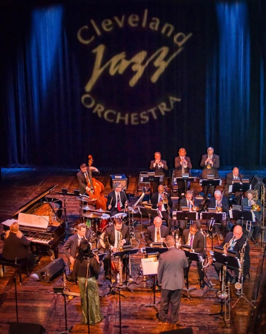 Cleveland Jazz Orchestra