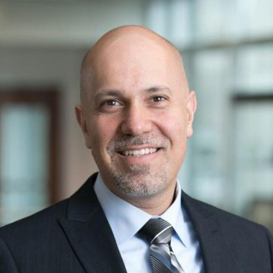 Prof. Nir Menachemi is the chair health policy and management department at IUPUI's Fairbanks School of Public Health.