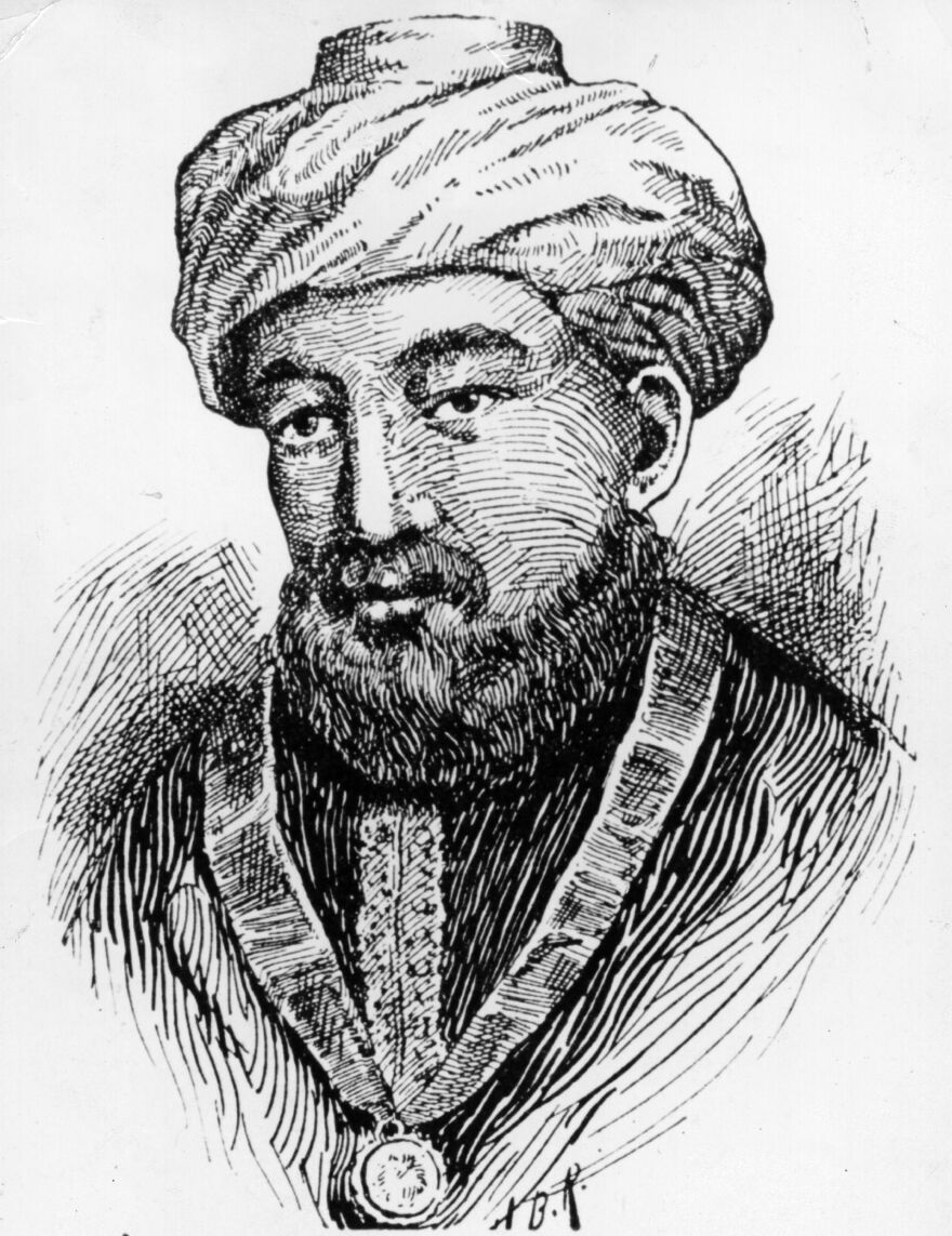 """The medieval Spanish Jewish philosopher <a href=""""http://plato.stanford.edu/entries/maimonides/"""">Maimonides</a>: This famously brainy guy certainly thought za'atar was good for what ails you."""