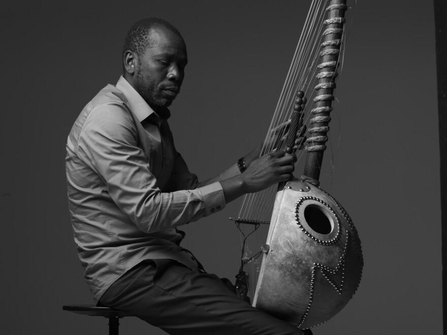 Malian <em>kora</em> player Ballaké Sissoko<em>.</em>