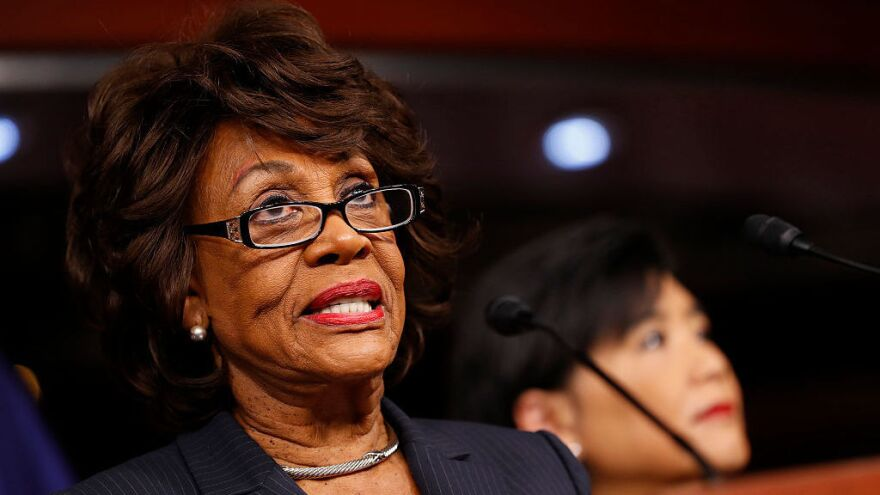 """Rep. Maxine Waters, D-Calif., tweeted that she """"cannot be intimidated"""" after Fox News host Bill O'Reilly made dismissive comments about her on TV on Tuesday."""