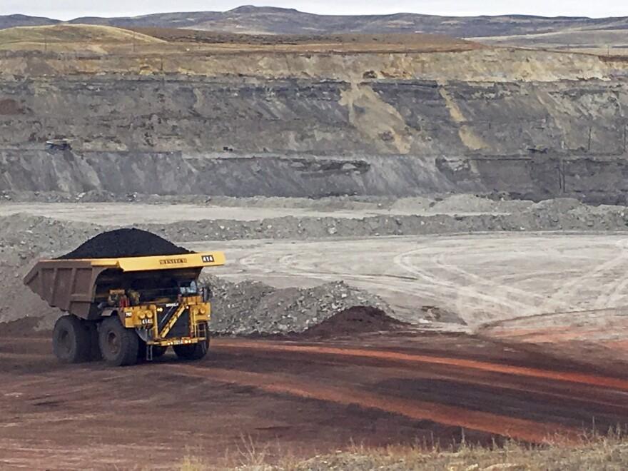 Blackjewel coal mine