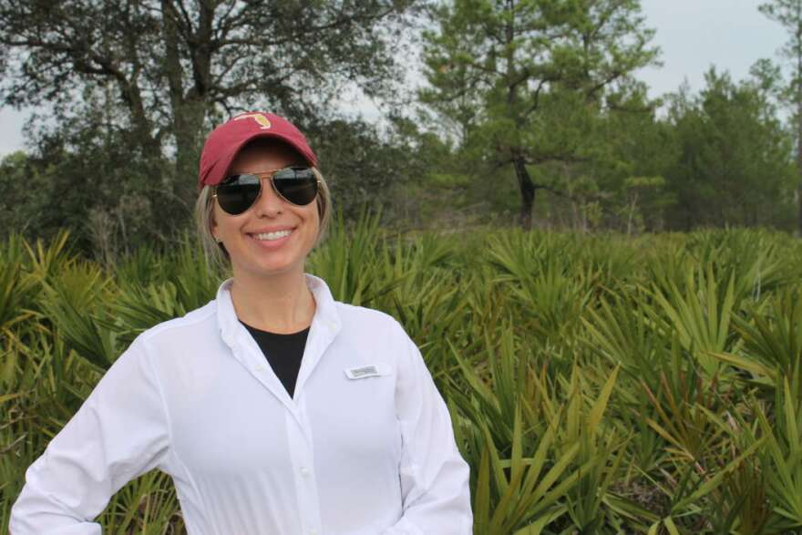 Traci Deen says more consistent conservation funding would boost land preservation. Photo by Amy Green