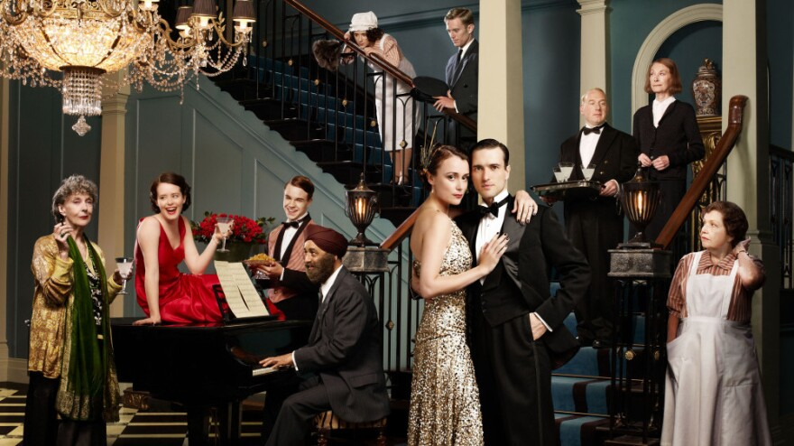 <strong>On This Day In History ... : </strong>Masterpiece Classic's <em>Upstairs Downstairs</em> sequel picks up six years after the original series left off, with a new family — and a nearly new cast of servants — moving into the house at 165 Eaton   Pl., London.