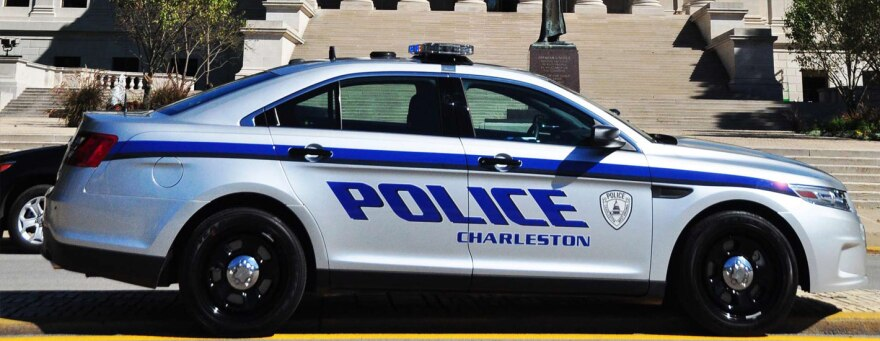 Charleston Police Car